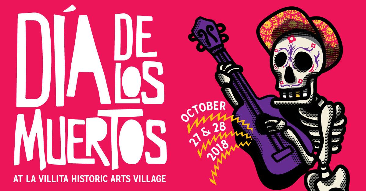 D 237 A De Los Muertos Festival At La Villita October 27 28